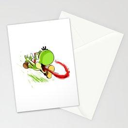 Yoshi Fanart Stationery Cards