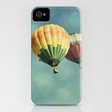 Floating iPhone (4, 4s) Slim Case