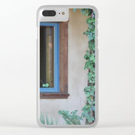 Comfortable Living Clear iPhone Case