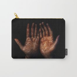 Henna on Hands - Indian mood Carry-All Pouch