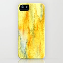 Earth Toned Abstract II iPhone Case