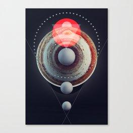 Jupiter BETA ( Pre-release version ) Canvas Print