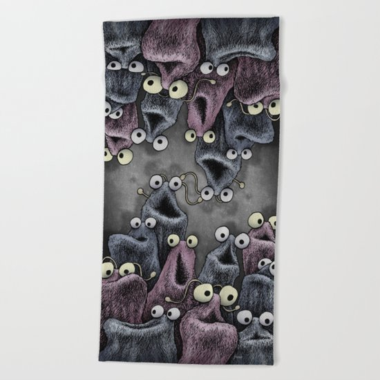Yip Yip Beach Towel