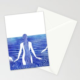 Sirens Call Stationery Cards