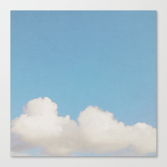 Changing Skies Canvas Print