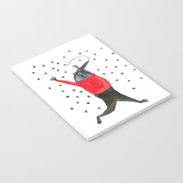 He Dreams of Ants Notebook