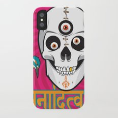 Spinning out of Nothingness Slim Case iPhone X