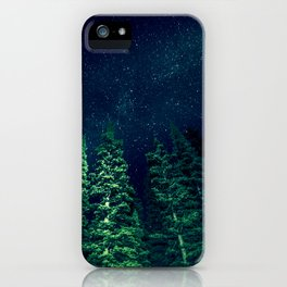 Star Signal - Nature Photography iPhone Case