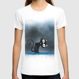 Coraline Wuss Puss T-shirt