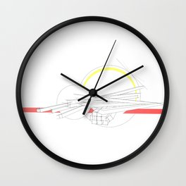 Big Plans Wall Clock