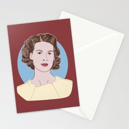 Nurse Jenny Lee Stationery Cards