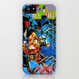 Simon's Quest Cover iPhone Case