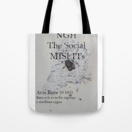 The SocialMisfits // NGH Tote Bag