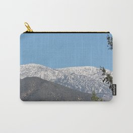 Southern California Snow Tease Carry-All Pouch