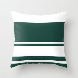 Spartans Color Throw Pillow