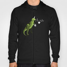go home t-rex, you're drunk. Hoody