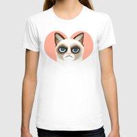 grumpy T-shirts featuring Grumpy by StudioMarimo