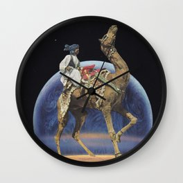 Dancing Camel Wall Clock