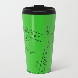 Mathematics and  Science Fun Travel Mug