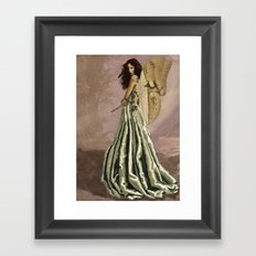 The Rendezvous Framed Art Print