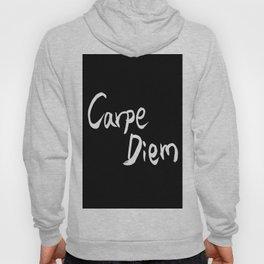 Carpe Diem White character Hoody