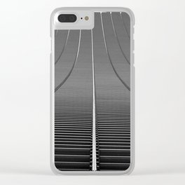 Architecture (6) Clear iPhone Case