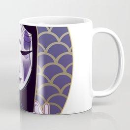 noh face Coffee Mug