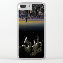 See you earth Clear iPhone Case