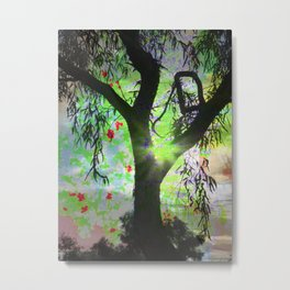 Dream Tree Metal Print