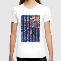 usa T-shirts featuring USA by Bekim ART
