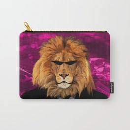 Lion Suit Carry-All Pouch