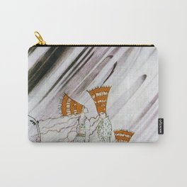 Kay Nielsen - Three Princesses Amazed By Snowstorm Carry-All Pouch