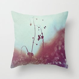 MAGICAL MORNING Throw Pillow
