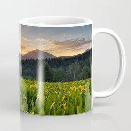 Wildflower Sunrise Coffee Mug
