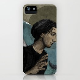 Lost in the Ocean iPhone Case