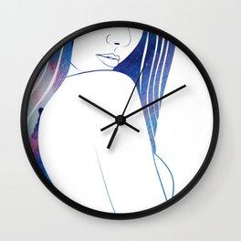 Celestial V Wall Clock