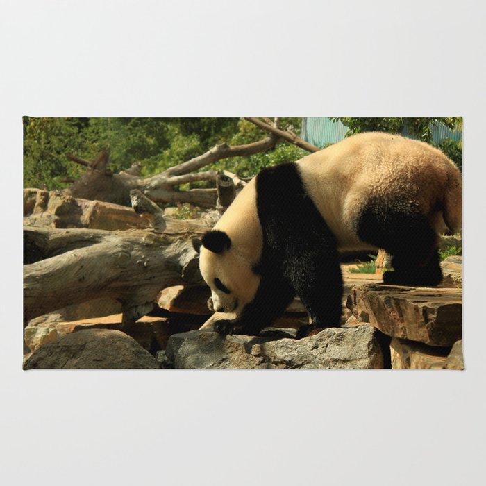 Panda-monium  Rug