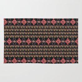 Triangle Boho Tribal Rug