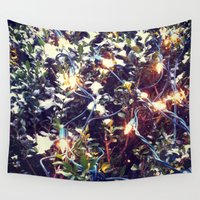 sparkle Wall Tapestries featuring Sparkle Sparkle by Abiquail