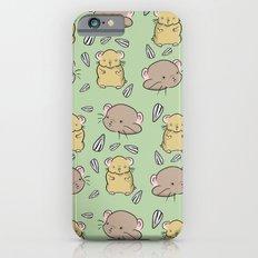 Hamster Pattern Slim Case iPhone 6s