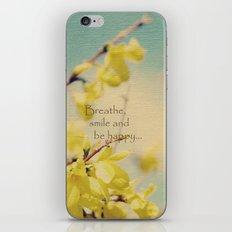 My Own Sunshine iPhone & iPod Skin