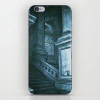 philadelphia iPhone & iPod Skins featuring Philadelphia Rhapsody by Marcella Kligman