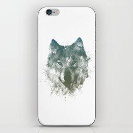 Wolf Like Me iPhone Skin