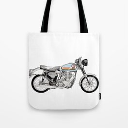 Gold Star Tote Bag