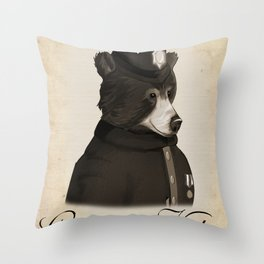 Constable Vickers Throw Pillow
