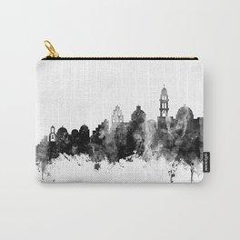Santorini Skyline Carry-All Pouch