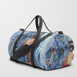 Lunar Pollen Duffle Bag