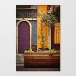 Juxtapoz Canvas Print
