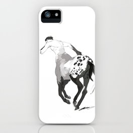 Speckled Centaur iPhone Case