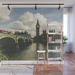 London 16 Wall Mural